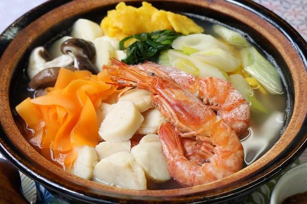 海鮮ほかほか鍋