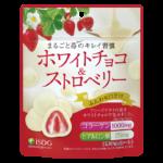 ホワイトチョコ&ストロベリー(10袋セット)