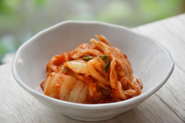 発酵食品キムチ