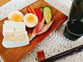 【9月号】発酵のチカラで美味しさにプラス!豆腐と卵のみそ漬け