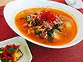【2月号】代謝UPで燃やせ脂肪!牛肉のピリ辛スープ
