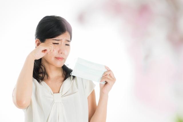 コロナ禍の花粉対策