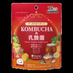 KOMBUCHA & 乳酸菌(15日分)