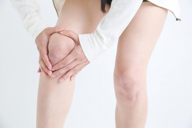 骨粗しょう症の女性