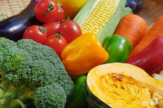 抗酸化力に優れた食品