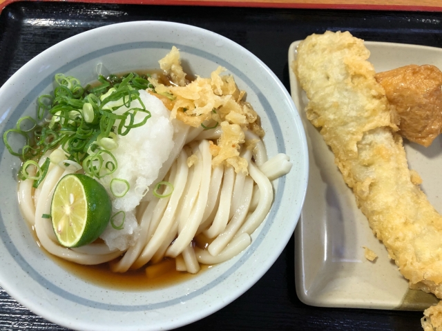 麺のセット