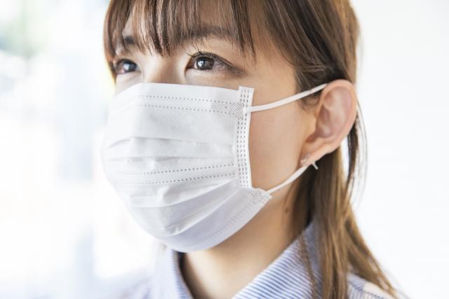 マスクで肌荒れ