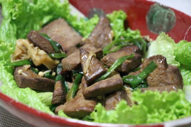 鉄分の豊富な食事