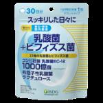 乳酸菌+ビフィズス菌(30日分)