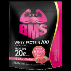 BMS WHEY PROTEIN100(いちごスムージー風味)