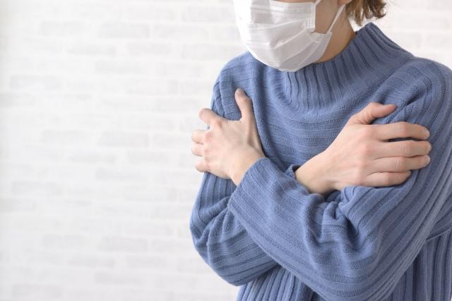 冷房病の症状
