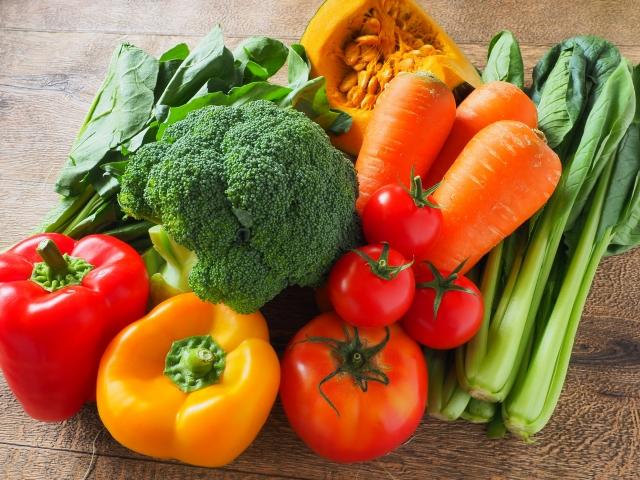 美肌に役立つ野菜