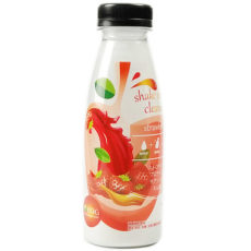 shake shake cleanse strawberry